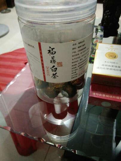 福鼎白茶正宗老白茶小沱茶 【拍2件5折】 手工白茶 200克 岩茶味 晒单图