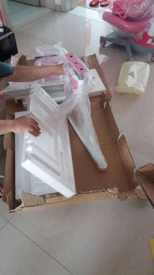 童画林 儿童书桌 儿童学习桌椅 小学生写字桌可升降学习桌椅套装学生桌 DFD501+DFC501S(R) 晒单图