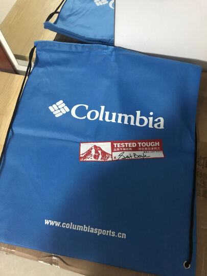 Columbia 哥伦比亚户外17春夏男款LOGO印花吸湿短袖T恤 PM3707 438 L 晒单图