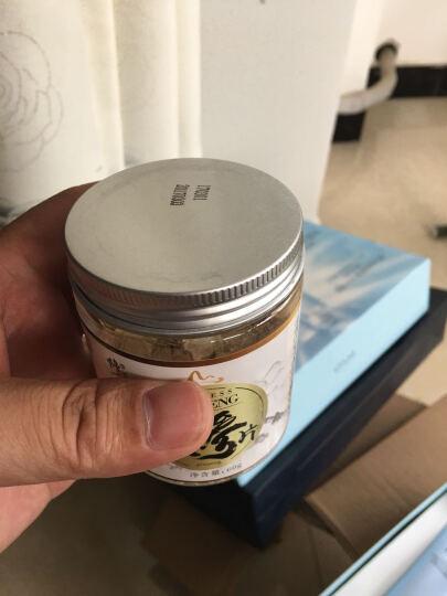 敖东人参皂苷片(皂甙rh2护命素rg3搭西洋参胶囊人参粉总皂苷癌症化疗后手术后营养品滋补品中老年人) 一盒装*60g 晒单图