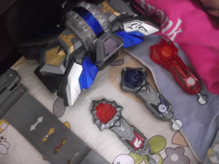 奥迪双钻铠甲召唤器超级特鲁腰带套装铠甲勇士玩具