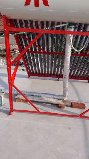桑乐SANGLE太阳能热水器家用 全自动电热水器 盛世中国 18管-146L送货上门+安装 晒单图