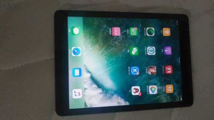 【备件库99新】Apple iPad 平板电脑 9.7英寸 32G 深空灰色 晒单图
