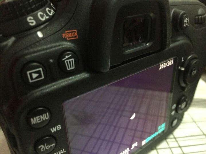 嘉速 尼康D7100/D7200 单反相机钢化玻璃保护贴膜/贴膜 晒单图