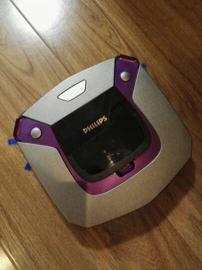 飞利浦(PHILIPS)扫地机器人FC8796/82家用智能纤薄擦地 4种清洁模式 FC8796 金属紫 晒单图