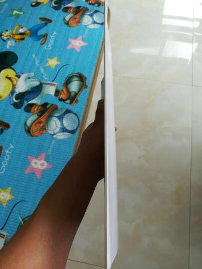 古德 A4热熔封套 装订机塑料封皮透明封面合同胶装纸质本装订档案文本封面1~15mm 12mm 白色 晒单图