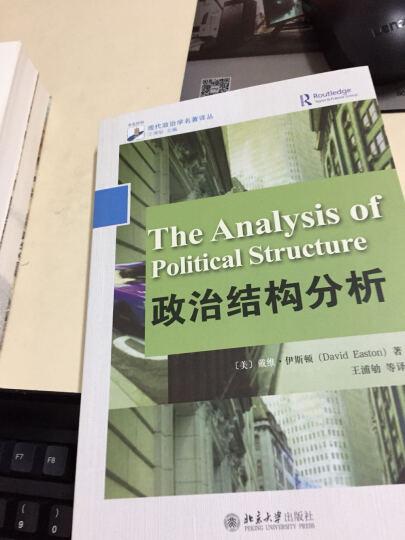 政治结构分析 晒单图
