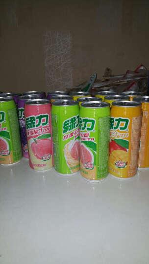 中国台湾进口饮料 绿力红番石榴汁480ml*5罐 原装水果味果蔬汁饮品 5罐 晒单图