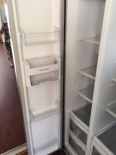 达米尼(Damiele)BCD-518WKSDB518升变频吧台两侧不散热风冷智能复古双开对开门冰箱 吧台享乐型 晒单图