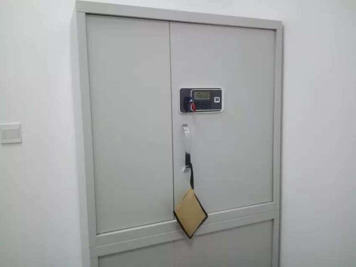 震海保密柜文件柜档案柜电子密码柜资料柜密码锁办公柜钢制保密铁皮柜带锁保险柜电子锁保密柜 晒单图