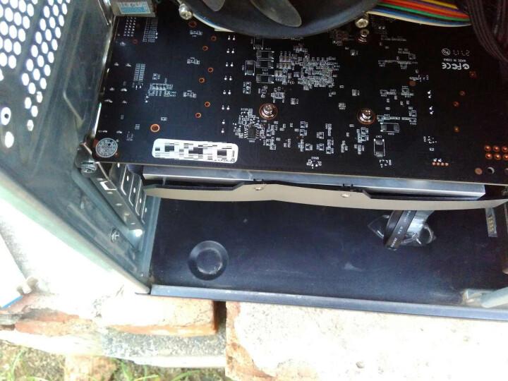 铭影GTX1050Ti 显卡4G独显拼GTX1060显卡6G/GTX750ti电脑显卡2G GTX760  4GBD5战狼 晒单图