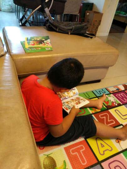 保卫萝卜游戏书·保卫萝卜官方授权游戏书系列:涂颜色 晒单图