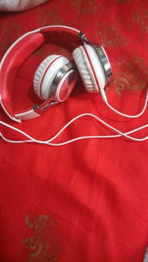 懿锦 头戴式有线耳机手机电脑通用游戏运动耳麦 K歌线控通话 锤子M1酷派HTC联想中兴zuk 晒单图