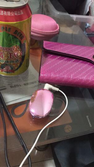 IQQ  小石头运动MP3播放器迷你夹子HIFI无损MP3/MP4播放器学生OTG 黑色 晒单图