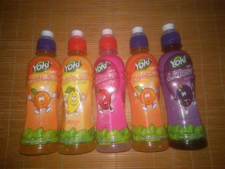 【天津自贸区】马来西亚进口 Yoki 洋一力多汁果汁饮料 红色 晒单图