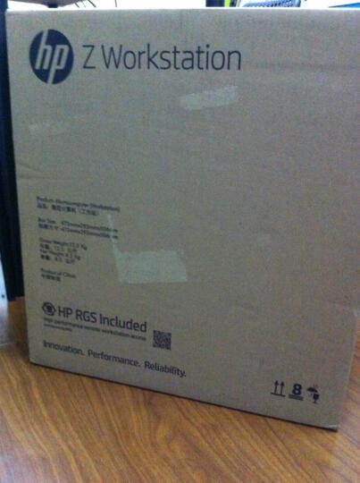 惠普(HP)Z238(W2Z85PA) 台式机 工作站 i5-6600/2x4GB nECC/1TB SATA/W2100 2GB独显/DVDRW/3年保修 晒单图