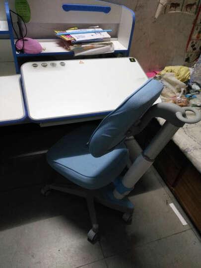 童画林 儿童书桌 儿童学习桌椅 小学生写字桌可升降学习桌椅套装学生桌 DFD501+DFC501S(B) 晒单图