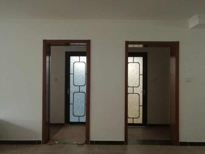 玛丽弟弟玻璃贴膜透光不透明玻璃贴纸卫生间遮光窗户玻璃纸防晒隔热膜窗贴纸60厘米宽 旋转艺术60宽厘米*2米长 晒单图