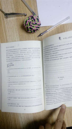 直击中考·语文阅读训练 晒单图