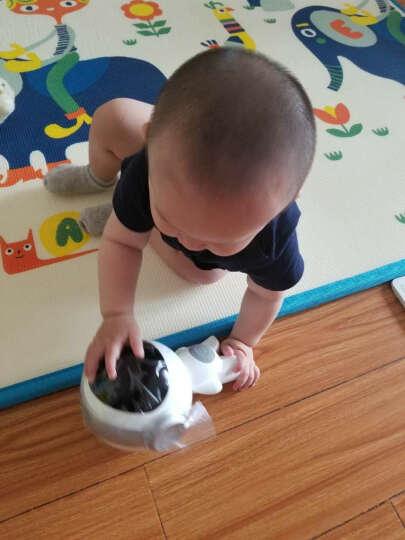 即诺 DIAO 会对话的木木机器人 儿童早教智能机器人 玩具学习机英语WIFI云故事机 萝莉粉 晒单图