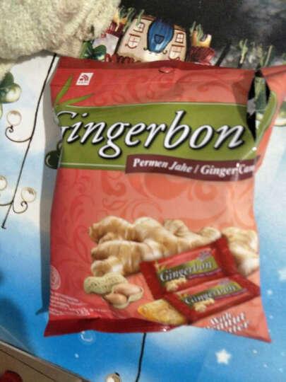 印尼进口零食Gingerbon/津格伴原味/蜂蜜柠檬味/黄油花生味老姜糖125g姜汁软糖果 黄油花生味 晒单图