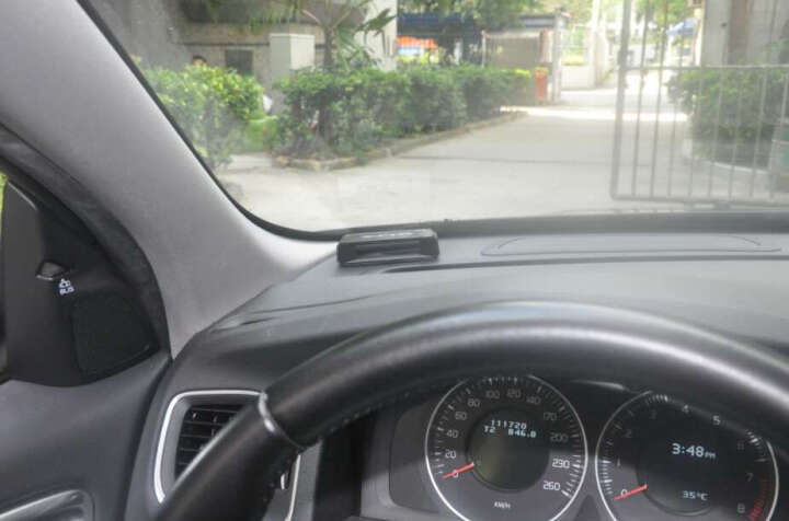 车e通胎温胎压监测仪 T402外置 太阳能无线免充电 胎压检测仪安全驾驶工具 外置 晒单图