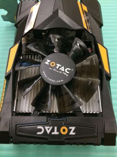 索泰(ZOTAC)GT730-2GD5 雷霆版 MA 902/5010MHz 2G/64bit GDDR5 PCI-E显卡 晒单图