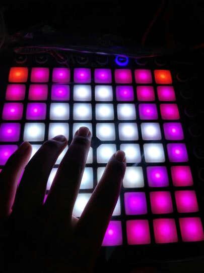 诺维逊Novation MK2 MIDI现场控制器音乐编曲键盘打击垫 launchpad RGB 晒单图