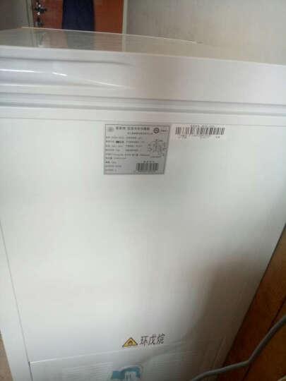 星星(XINGX)BD/BC-107JE 107升 家用小冰柜 微霜系统 欧式直角 冷藏冷冻转换冷柜 单温单箱冰箱 晒单图