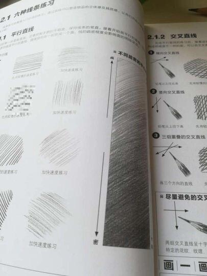 素描基础教程  晒单图