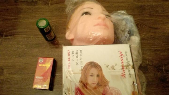 爱诺充气娃娃男用 性爱后庭自慰名器证明 冲气硅胶日本情趣玩具 成人用品 晒单图