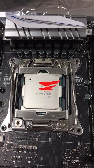 英特尔(Intel)Extreme系列 i7 6900K 酷睿八核 2011-V3接口 盒装CPU处理器 晒单图