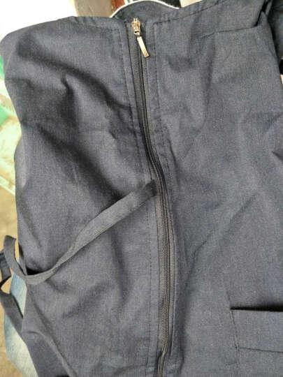 施爱妈咪 防辐射服 防辐射服孕妇装 银纤维孕妇防辐射服 背带裙(颜色备注)+全银肚兜 L 晒单图