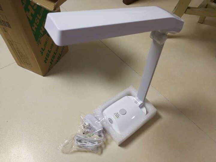 好视力LED台灯 护眼学习 学生儿童可调光调色护眼灯TG906-WH 晒单图