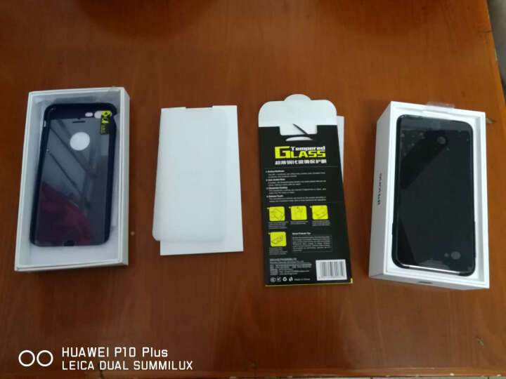 大网子 苹果7手机壳7plus全包磨砂防摔iPhone7保护套适用于 7plus-5.5英寸宝蓝色-带防尘塞 晒单图