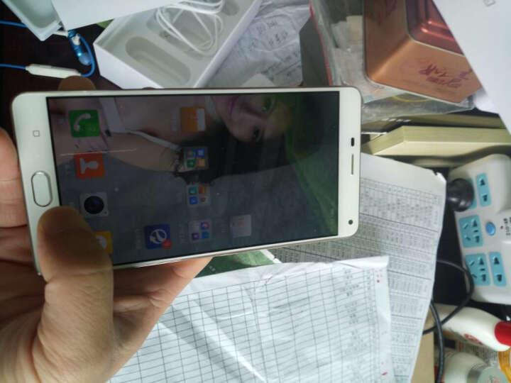 金立 M5Plus 极地金 移动联通电信4G手机 双卡双待 晒单图