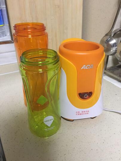 北美电器(ACA) 多功能料理机 立式搅拌器 榨汁机 果汁机AF-B200Y/G 橙色 晒单图