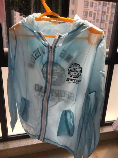 呵铛猫童装男女童牛仔外套上衣2017春秋新款儿童外套 跑男牛仔外套(男女同款) 160 晒单图