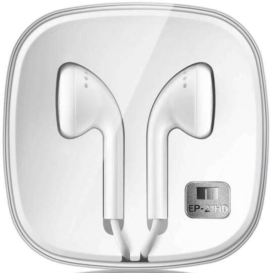 魅族EP-21HD耳机 手机耳机 魅蓝Enote3/2 MX5/6 PRO6S/5线控 EP21HD 晒单图