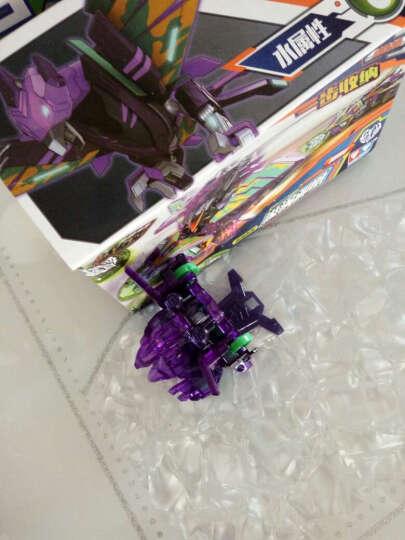 奥迪双钻爆裂飞车3玩具儿童变形玩具车2暴裂机器人合体对战 变形玩具-随机 晒单图
