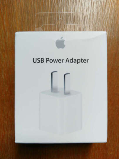 Apple 5W USB 电源适配器/充电器 iPhone/iPad/iPod 不含数据线 晒单图