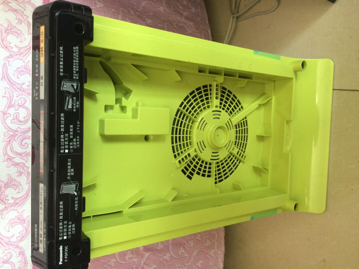 松下(Panasonic)空气净化器 F-PDF35C-G 晒单图