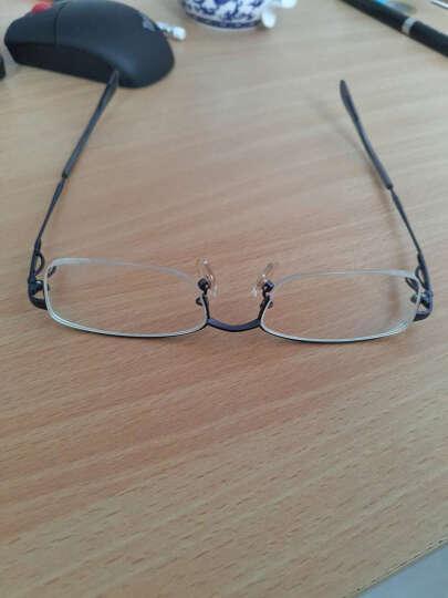依视路近视眼镜片 防蓝光眼睛特薄1.601非球面双效防护 A901 一片价格 晒单图