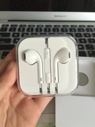 Apple 苹果原装耳机带线控耳塞入耳式iPhone5sE/6S/6plus iPhone7耳机 晒单图
