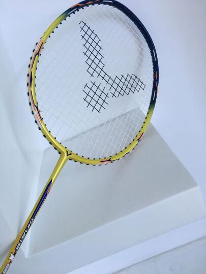 威克多(Victor)羽毛球拍8299 胜利对拍 碳素羽拍已拉线 随机混色两只 晒单图