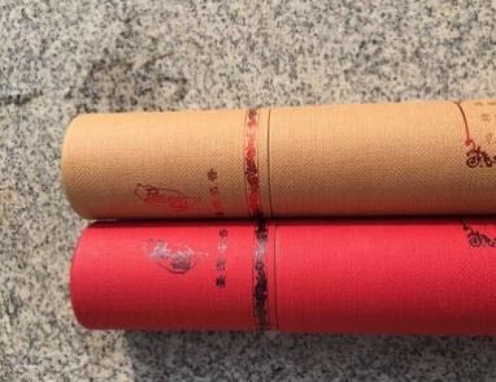 新春上好香就要台湾天然健康沉香线香檀香拜拜竹签香礼佛送礼室内家居 百年上等檀香(红色)32.5cm 晒单图