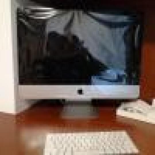 苹果(APPLE) Apple iMac一体机台式机电脑  办公游戏俩不误 21.5英寸I5 2.3 8G 1TB+触控板 晒单图