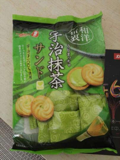 京东海外直采 Takara 宝物菓子 宇治抹茶味夹心饼干 210g/袋 日本进口 晒单图