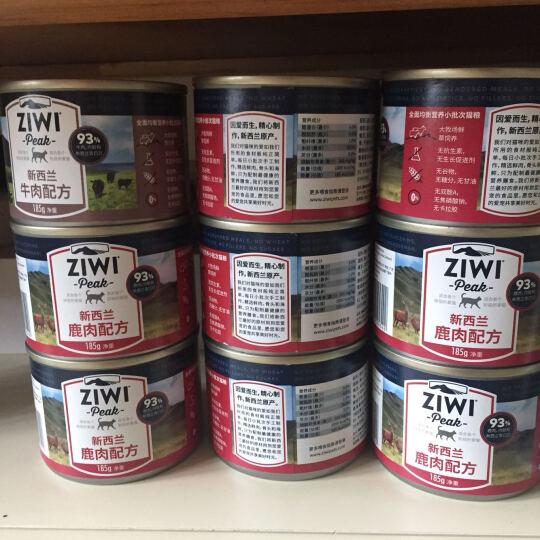 锦和宠物 巅峰 新西兰进口猫罐头 猫咪零食毛罐头主食猫粮 羊肉活动期间 85g 晒单图