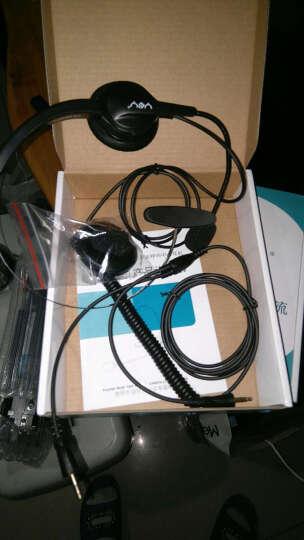 亚尔亚(YEY)A550-PC 电脑专用 防噪 宽频 话务耳机  客服耳麦 晒单图